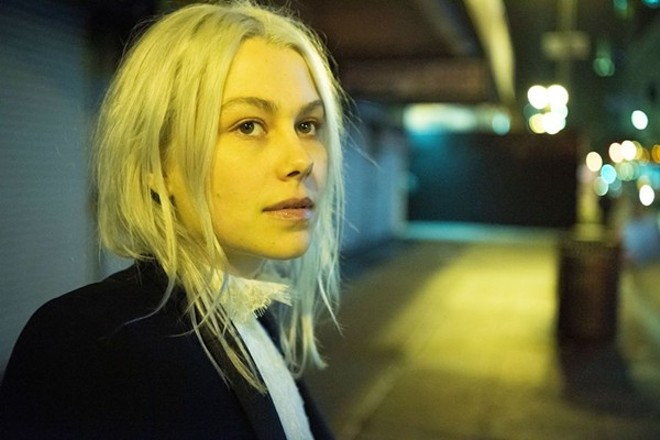 Phoebe Bridgers has moved her metro Detroit dates to an outdoor venue, citing the COVID-19 pandemic. - FRANK OCKENFELS