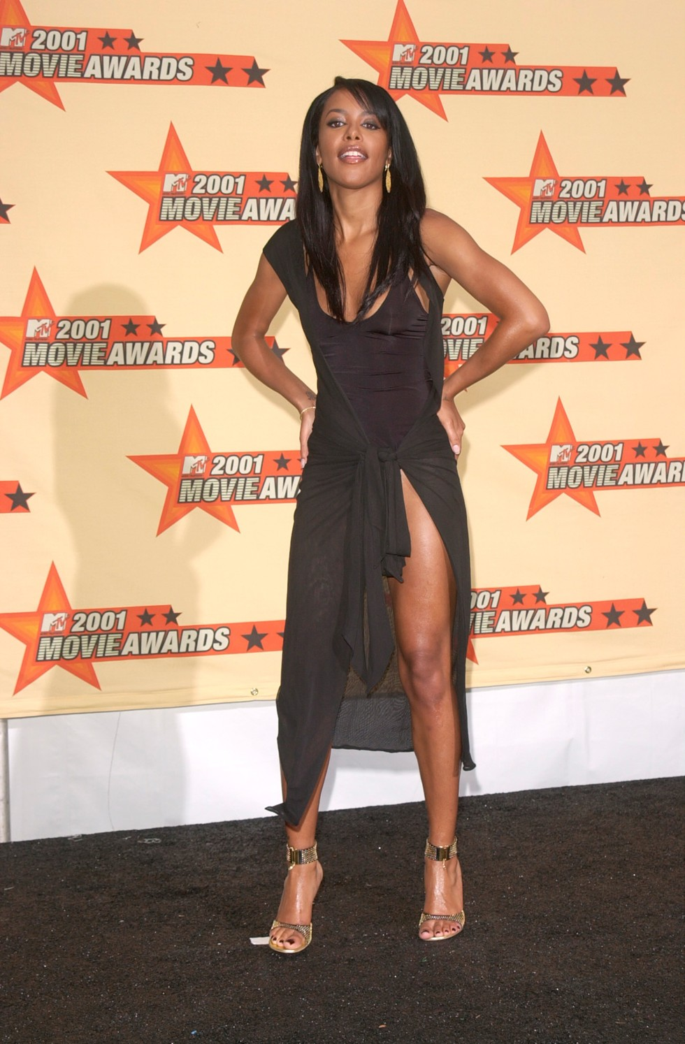 2001 was a whirlwind year for Aaliyah. - FEATUREFLASH PHOTO AGENCY / SHUTTERSTOCK.COM