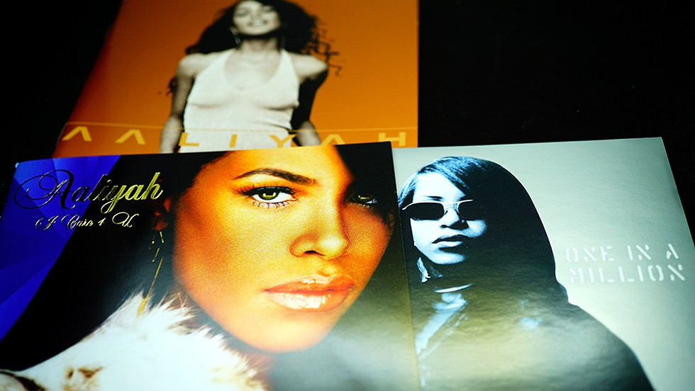 Much of Aaliyah's catalog has been out of print and unavailable for streaming — until now. - KRAFT74 / SHUTTERSTOCK.COM