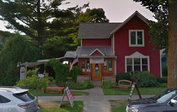 Martha's Leelanau Table in Suttons Bay is requiring customers to show proof of vaccination in order to dine inside. - GOOGLE MAPS
