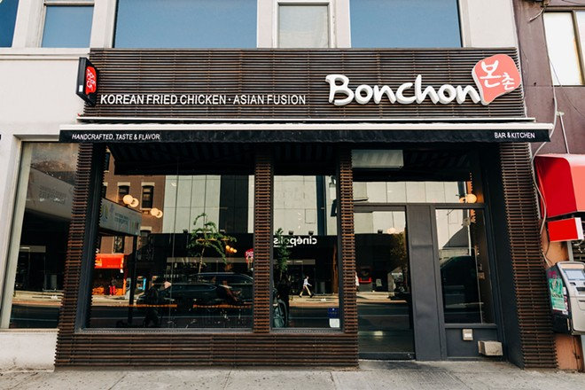 Korean restaurant chain Bonchon will open its first Michigan location in October. - COURTESY OF BONCHON