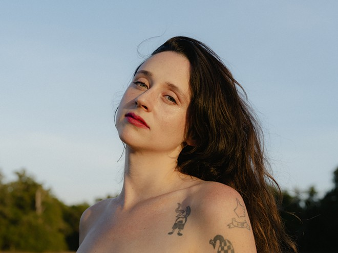 Katie Crutchfield will bring Waxahatchee to Detroit in support of 'Saint Cloud.' - MOLLY MATALON