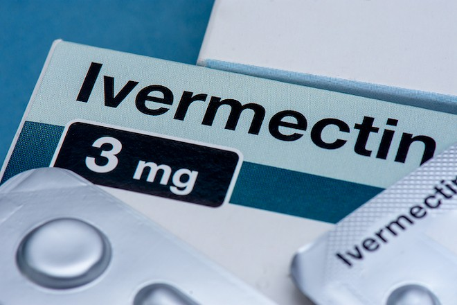 Doctors warn that horse-dewormer can be lethal and should not be used to combat COVID-19. - PHOTO VIA HJBC / SHUTTERSTOCK.COM