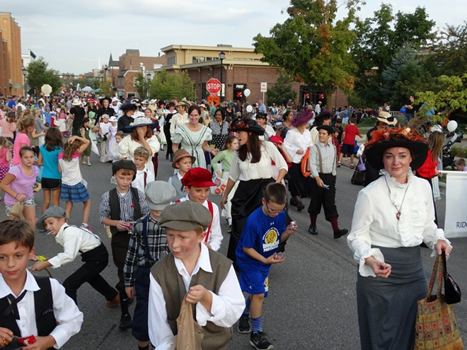 The Northville Heritage Festival takes place Friday, Sep. 17-Sun., Sep. 19. - COURTESY OF NORTHVILLE HERITAGE FESTIVAL.