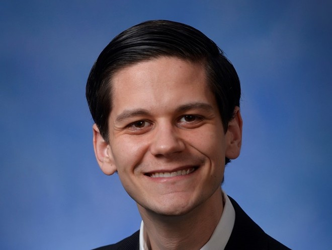 State Rep. Steve Marino. - MICHIGAN HOUSE OF REPRESENTATIVES