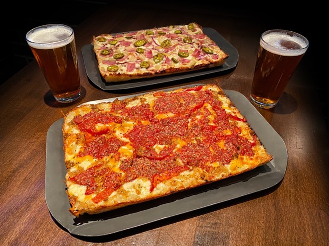 Buddy's Pizza releases a limited edition IPA to celebrate 75 anniversary. - COURTESY OF BUDDY'S PIZZA