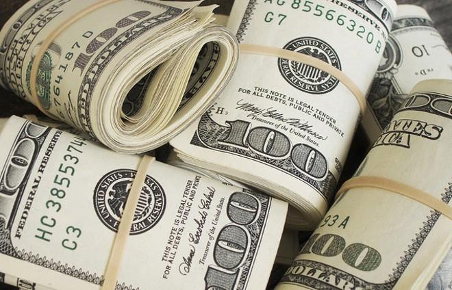 Money. - SHUTTERSTOCK