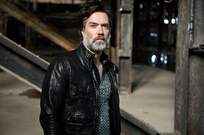Rufus Wainwright, the prince of popra, will perform at the Masonic's Cathedral Theatre. - PHOTO BY TONY HAUSER