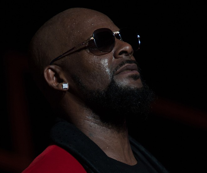 R. Kelly is finally paying for his crimes against Aaliyah and many other young women. - JAMIE LAMOR THOMPSON / SHUTTERSTOCK.COM