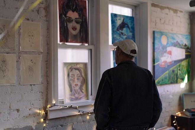 Hamtramck Neighborhood Art Festival will offer demonstrations, open studio tours, and more. - PHOTO BY IEVGENIIA ANDRUSIAK