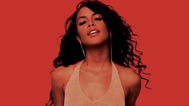 RIP Aaliyah. - BLACKGROUND RECORDS