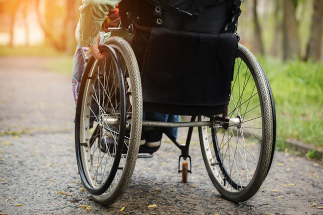 Hamtramck's city attorney's repugnant comments about a man who uses a wheelchair are an example of ableism — the systemic oppression of disabled people. - SHUTTERSTOCK.COM