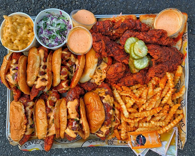 Dave's Hot Chicken announces grand opening for the Dearborn location