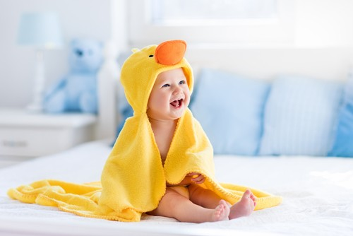 """Today's infant is flexible about being born: """"I am ready to be born so I can complete this family. Or you guys can totally not have me. It's cool either way."""" - PHOTO COURTESY SHUTTERSTOCK"""