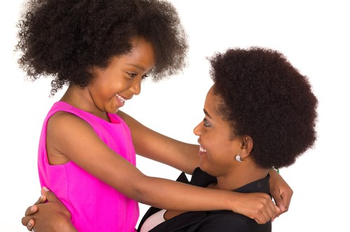 """Daughter: """"Mommy, the man on TV says he can't ask you to pay for some things anymore."""" """"Mom: """"He never asked in the first place, honey."""" - IMAGE COURTESY SHUTTERSTOCK"""