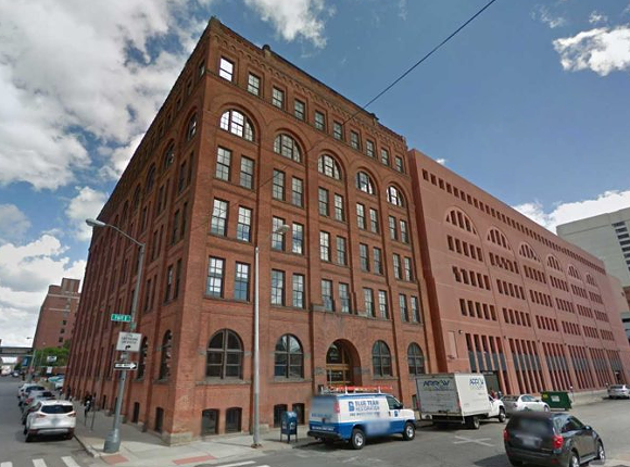 A new bar arcade will open in this building. - GOOGLE STREETVIEW