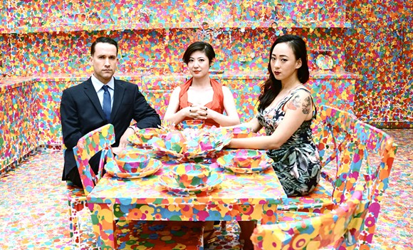 Xiu Xiu will perform at El Club. - COURTESY PHOTO