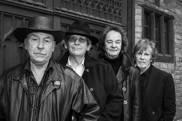 The Zombies. - PHOTO COURTESY OF ROYAL OAK MUSIC THEATRE