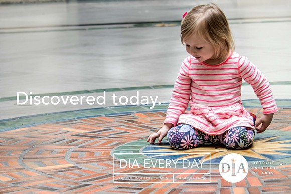 Sample ad for new DIA brand campaign. - COURTESY OF THE DIA