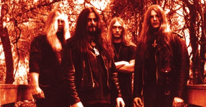 DEICIDE PERFORMS AT THE REVITALIZED HARPOS ON MAY 25.