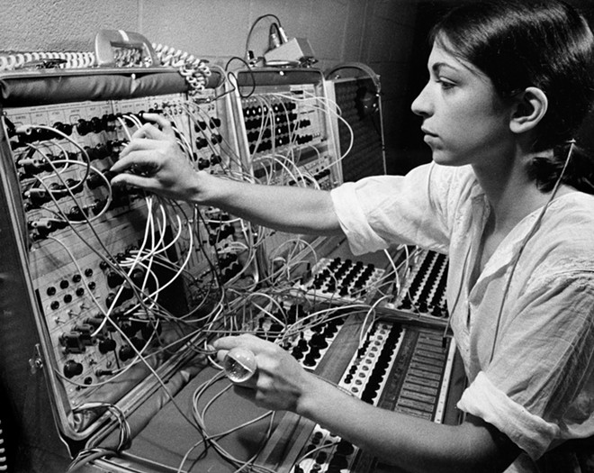 Suzanne Ciani. - COURTESY PHOTO