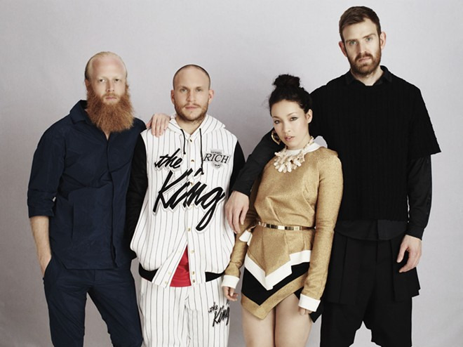 Little Dragon - COURTESY PHOTO