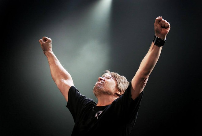 Bob Seger, in all his glory. - FACEBOOK