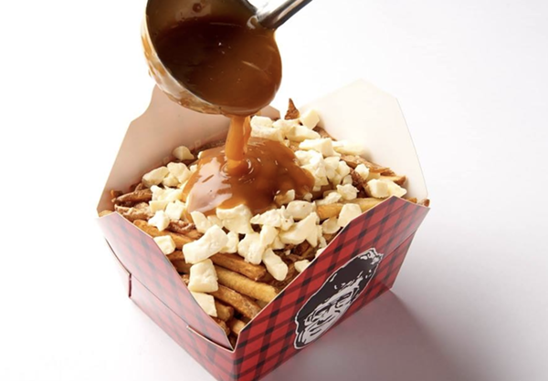 Poutine from Smoke's. - SMOKE'S FACEBOOK PAGE
