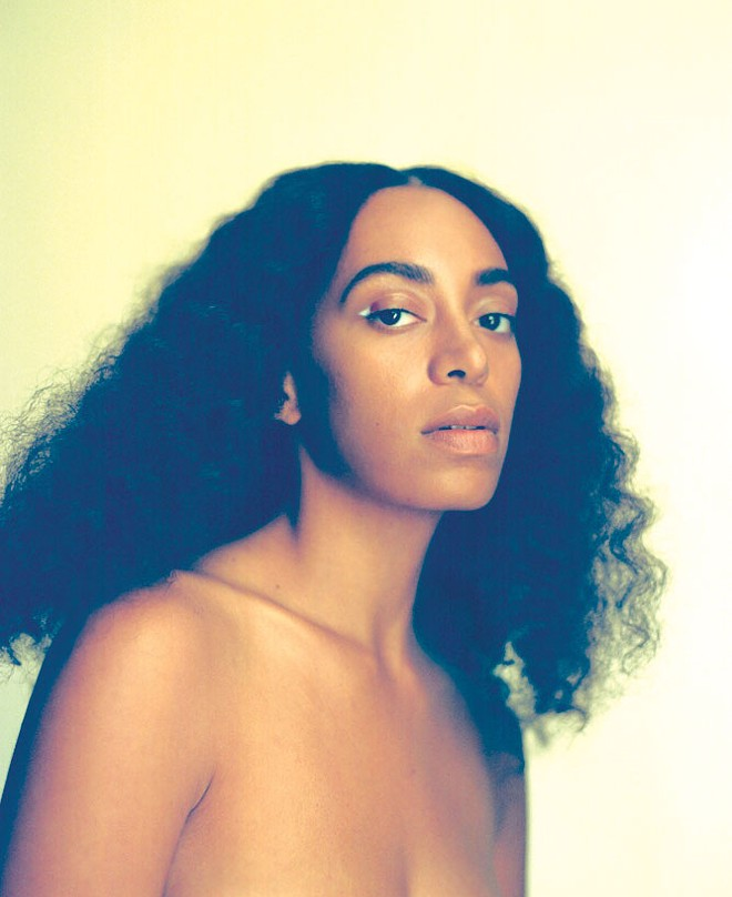 Solange. - COURTESY PHOTO