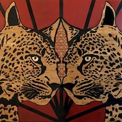 ORIGINAL ARTWORK BY WARREN DEFEVER.