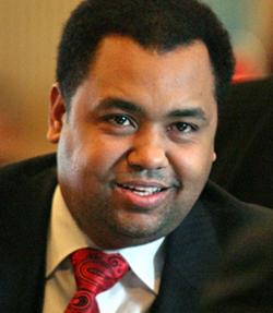 Sen. Coleman Young II - MICHIGAN SENATE DEMOCRATS