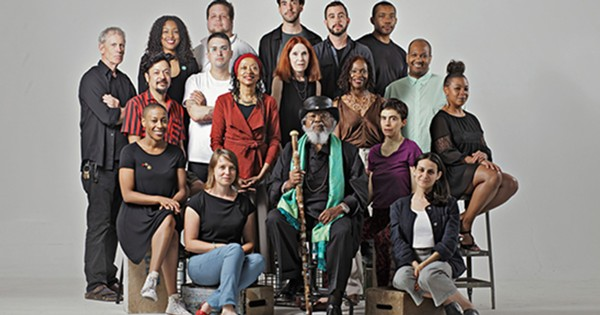 The 2017 class of Kresge Artist Fellows were announced today. - PHOTO VIA KRESGEARTSINDETROIT.ORG