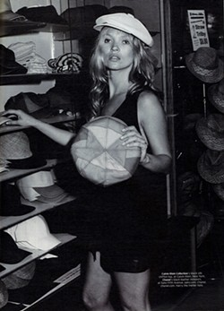 Kate Moss has even shopped at this iconic Detroit store. - COURTESY PHOTO