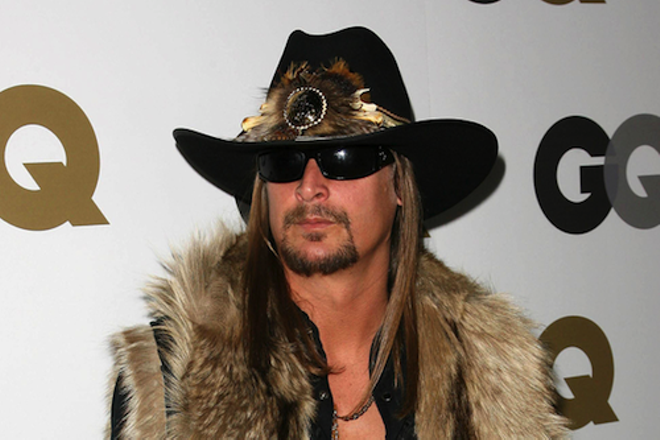 Kid Rock announces 2018 tour, releases 2 new songs