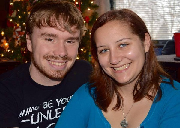 Yvette Rivera and her boyfriend, Shelby Fox-purrier. - FACEBOOK