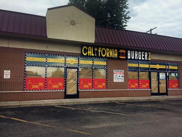 California Burgerz - TOM PERKINS