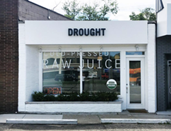 Drought's Woodward location in Royal Oak. - FACEBOOK