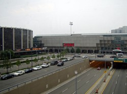 Cobo Center. - MIKERUSSELL, WIKIMEDIA CREATIVE COMMONS