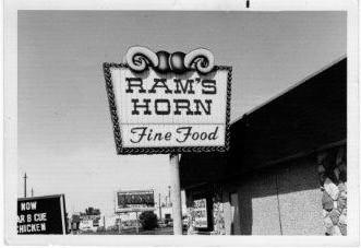 ALL PHOTOS COURTESY OF RAM'S HORN.