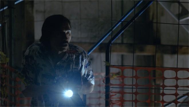 El vigilante (The Night Guard) - COURTESY PHOTO