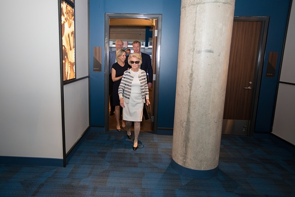 Martha Ford. - PHOTO COURTESY DETROITLIONS.COM