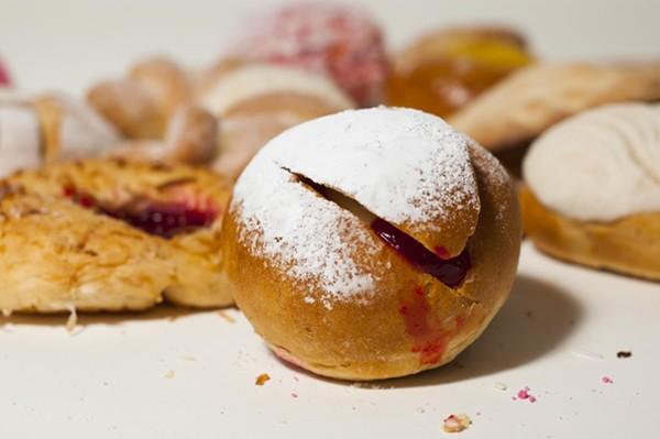 Pastries at Panederia La Benedicion - TOM PERKINS