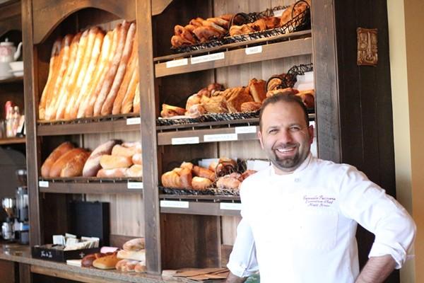 Chef Matt Knio. - FACEBOOK