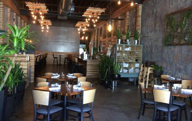 GreenSpace Cafe. - FACEBOOK.