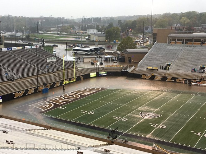 Waldo Stadium. - REDDIT USER SAT0725