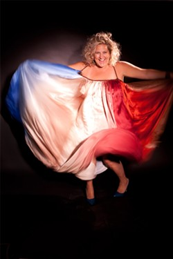 Bridget Everett - COURTESY PHOTO