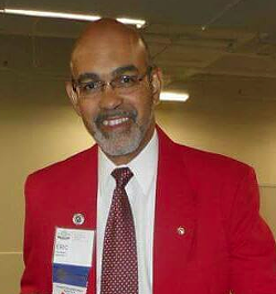 Wayne County Treasurer Eric Sabree. - VIA DETROIT KIWANIS FACEBOOK PAGE