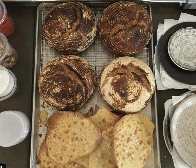 Bread at Albena - INSTAGRAM