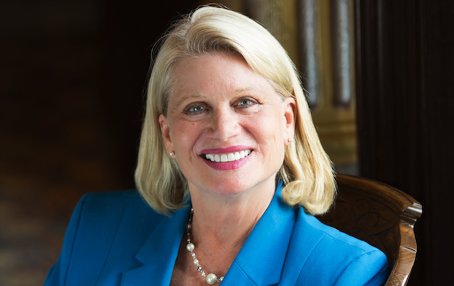 Secretary of State Ruth Johnson. - COURTESY STATE OF MICHIGAN