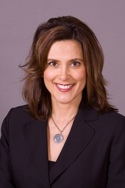 Gretchen Whitmer. - COURTESY PHOTO